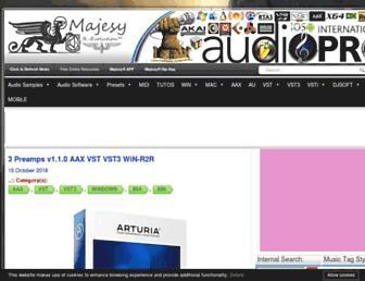 majesy.com screenshot