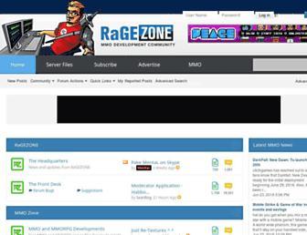 forum.ragezone.com screenshot