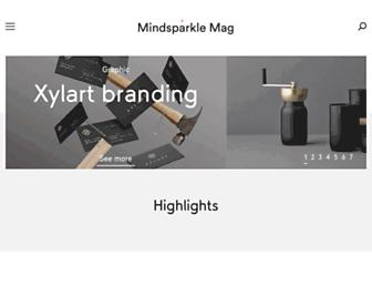 Thumbshot of Mindsparklemag.com