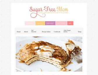Thumbshot of Sugarfreemom.com