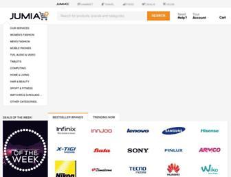 jumia.co.ke screenshot