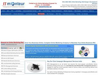 Thumbshot of Seo-online.in