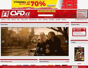 csfd.cz screenshot