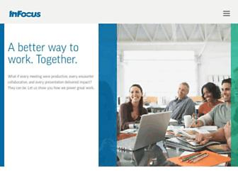 infocus.com screenshot