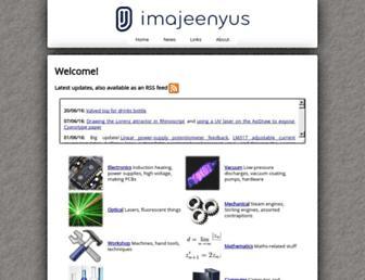 imajeenyus.com screenshot