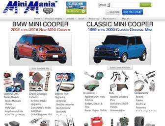 Thumbshot of Minimania.com