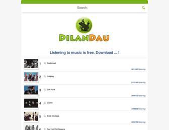 mp3dilandau.com screenshot