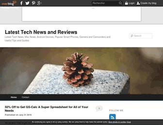 technewsreview.overblog.com screenshot