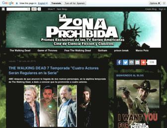 wwwlazonaprohibida.blogspot.com screenshot