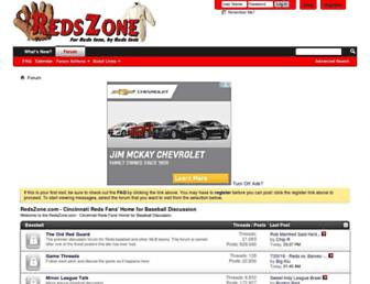 Thumbshot of Redszone.com