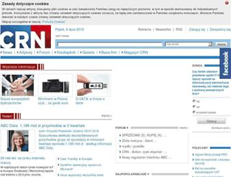 crn.pl screenshot