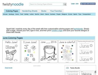 Thumbshot of Twistynoodle.com