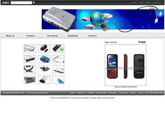 tlinkindia.com screenshot