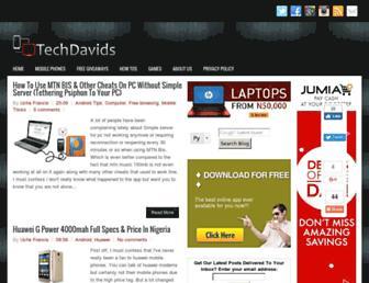techdavids.com screenshot