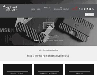 Thumbshot of Elephantwallet.com