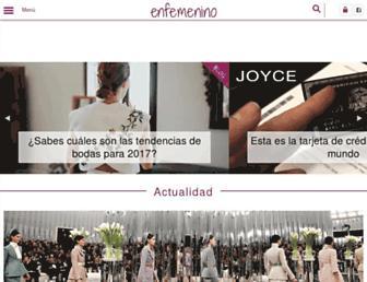 maternidad.enfemenino.com screenshot