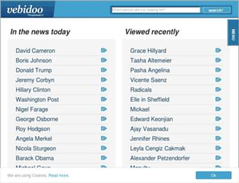 Thumbshot of Vebidoo.com