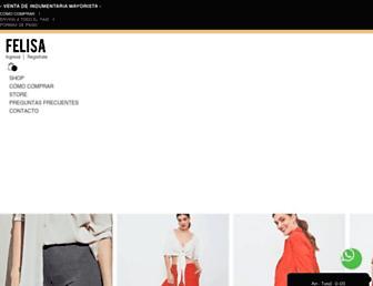felisaok.com.ar screenshot
