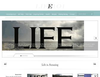 life1o1.com screenshot