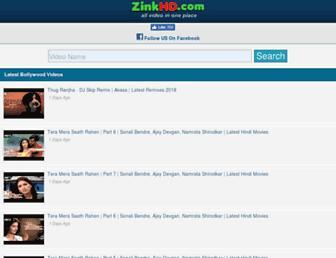 zinkhd.info screenshot