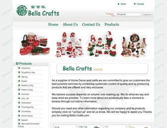 Thumbshot of Bellacrafts.com