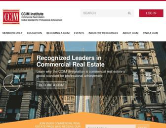 ccim.com screenshot