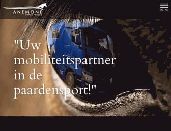 anemone.nl screenshot