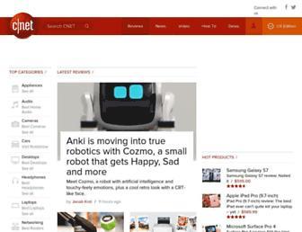 reviews.cnet.com screenshot