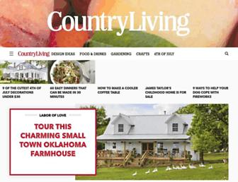 countryliving.com screenshot