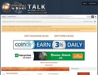 Thumbshot of Digitalmoneytalk.com