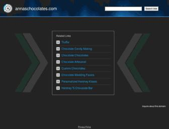Thumbshot of Annaschocolates.com