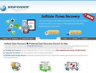 softtote.com screenshot