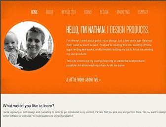 Thumbshot of Nathanbarry.com