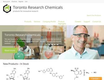 trc-canada.com screenshot