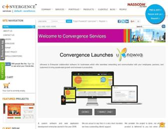Thumbshot of Convergenceservices.in