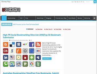 Thumbshot of Dobookmarking.com