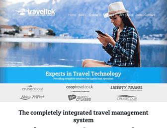 Thumbshot of Traveltek.net