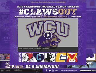 catamountsports.com screenshot