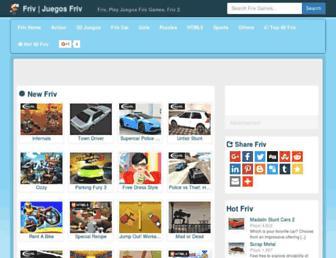 frivclub.com screenshot