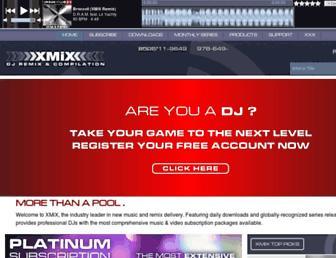 xmixdigital.com screenshot