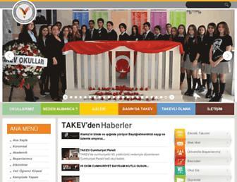 takev.k12.tr screenshot