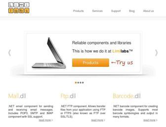 limilabs.com screenshot