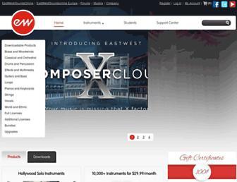 soundsonline.com screenshot