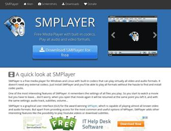 smplayer.info screenshot