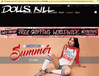 Thumbshot of Dollskill.com