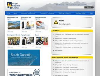 orc.govt.nz screenshot