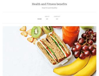 Thumbshot of Healthyandfit.in