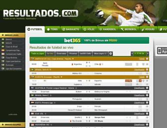 Thumbshot of Resultados.com