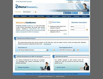 datanumen.com screenshot