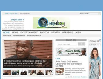 naijalog.com screenshot